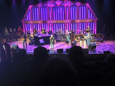Grand Ole Opry at the Ryman- Nashville, TN