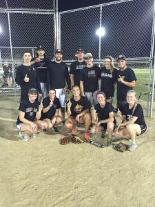 Coed Softball Team