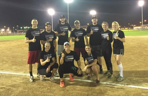 Coed Softball Team