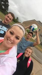 Coed Volleyball Team