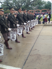 Corp of Cadets Walk-In- College Station, TX