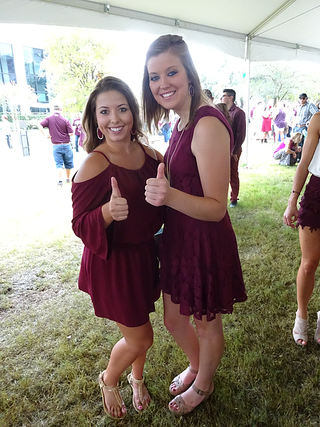 Aggie Ring Day 2015