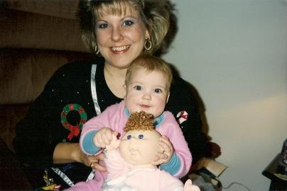 1995Mom and Holly - 1995Mom and Holly - 1995