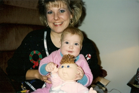 1995Mom and Holly - 1995Mom and Holly - 1995