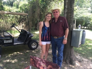 4th of July/Dad's Birthday - 2016