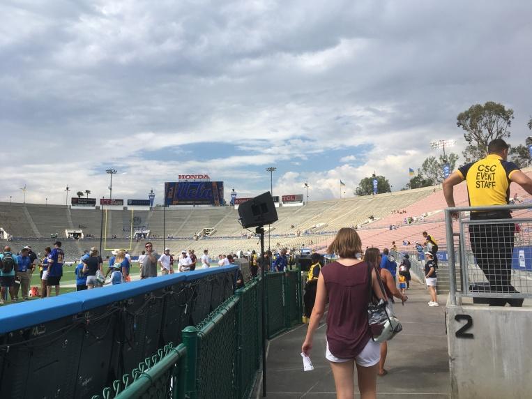 A&M vs. UCLA 2017