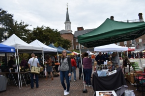 Oldest Farmers' Market in the US